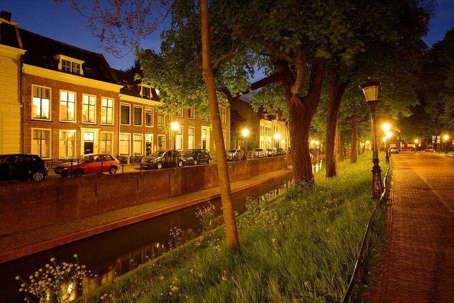 Nieuwegracht in Utrecht tussen Magdalenabrug en Servaasbrug