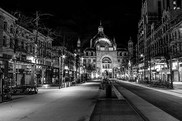 De Keyserlei, Antwerpen von Ronny Struyf