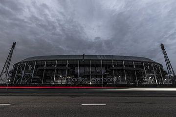 Stadion Feyenoord van IDM Fotografie