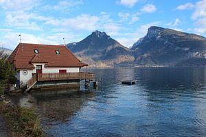 Huis aan het water van Antje Molenaar