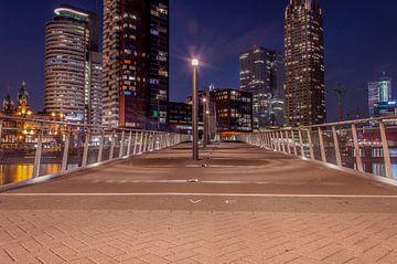 Rijnhavenbrug van Marco Faasse