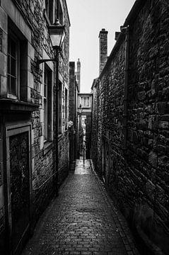 Blick auf Edinburgh von Yvette van der Graaf