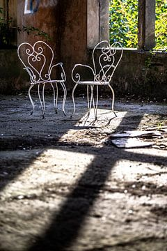 Take a seat sur Inge Wiedijk