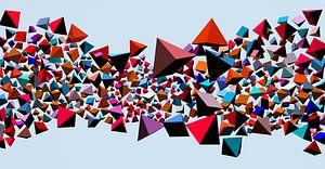 Drijvende piramides van