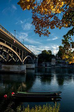 Wettstein Bridge van Stefan Heesch