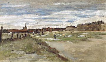 Bleichanlage in Scheveningen, Vincent van Gogh