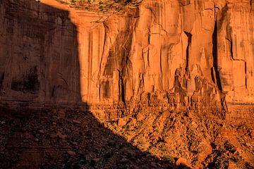 Navajo zandsteen van Jonathan Vandevoorde
