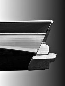 Amerikaanse klassieke auto 1957 Bel Air van Beate Gube