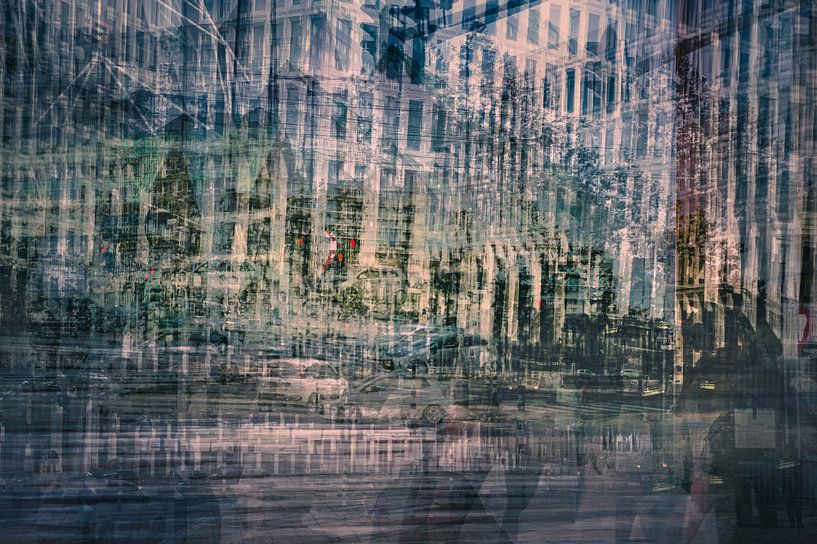 urban maze van jowan iven