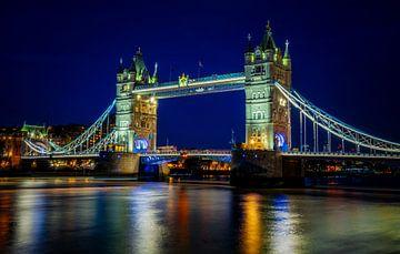 Tower Bridge van Joris Pannemans - Loris Photography