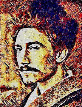 Ezra Pound, der umstrittene Dichter van Jean-Louis Glineur alias DeVerviers