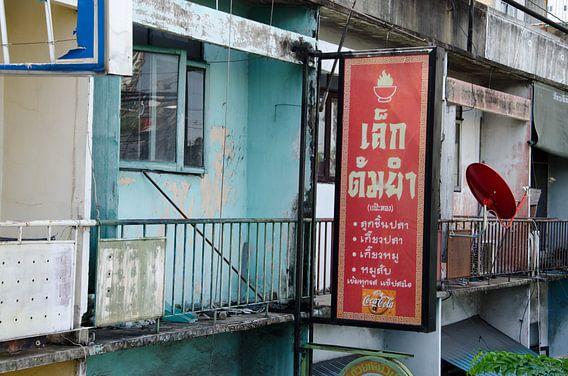 Appartement in Bangkok van Maurice Verschuur