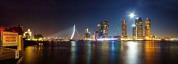 Skyline Rotterdam von Arnold van Rooij