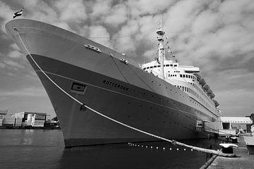 SS Rotterdam von Domenique van der Horst