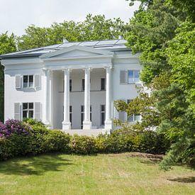 Villa Oppenheim, Bäderarchitektur, Heringsdorf, Insel Usedom, Mecklenburg-Vorpommern, Deutschland, E von Torsten Krüger