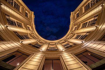 Le soir, au Théâtre Royal de La Haye. sur Claudio Duarte