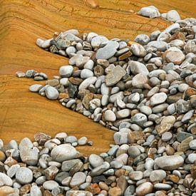 Playa de Silencio Asturië Spanje van Miranda Bos