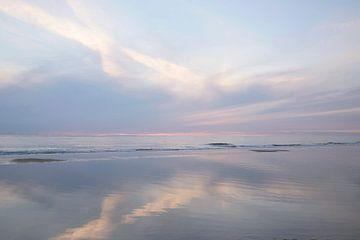 Pastelle am Meer von Barbara Brolsma