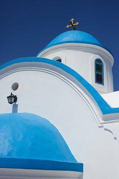 Kerkje op Karpathos van