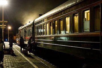 Transsibirische Eisenbahn von Studio Wanderlove