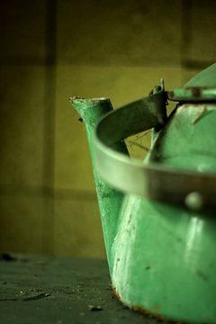 Green Tea von Tamara de Koning