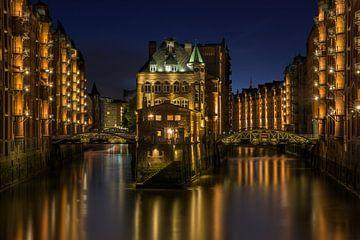 Hamburg von Dennis Eckert