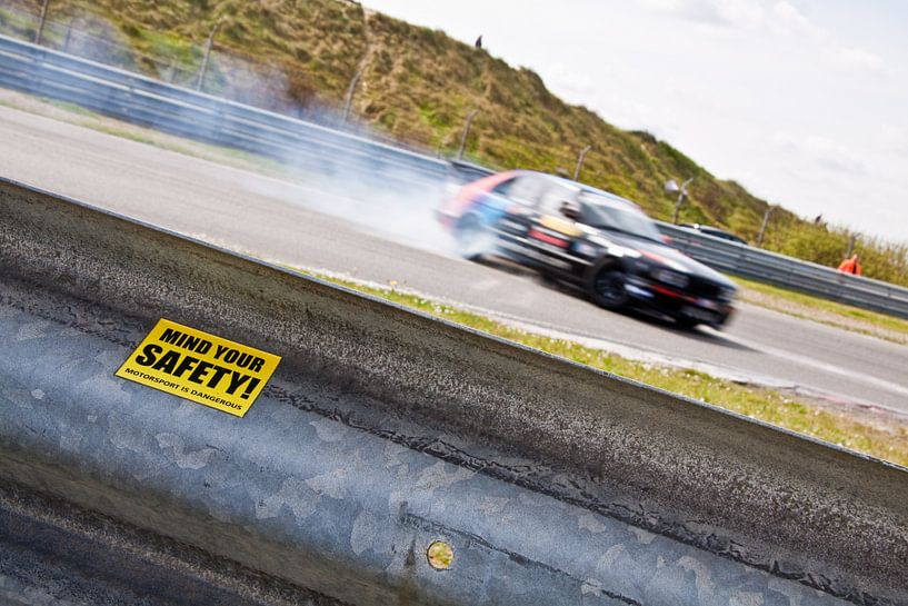 Safety drift van Archiebald Photography