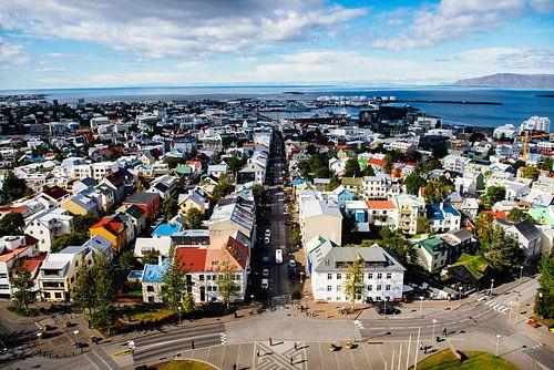 Reykjavik van