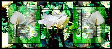 Floraler Traum sur Gertrud Scheffler