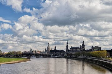 Dresden van Jörg Hausmann