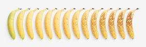 Banaan: van groen tot rijp van Marcel Krol