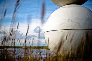 land art sur Marieke van der Perk