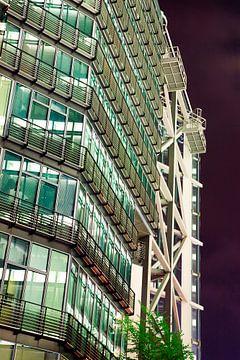 Architectuur Berlijn  von Oscar Limahelu