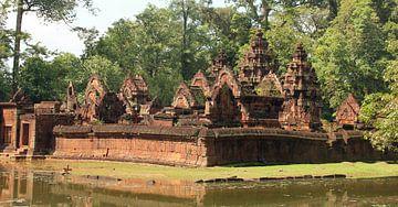 Prasat Banteay Srey van Klaas Lauwers