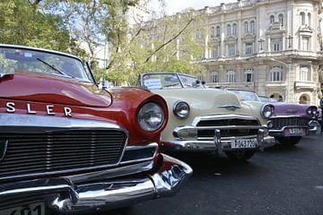 Havana Klassieke Auto's von Bjorn Letink