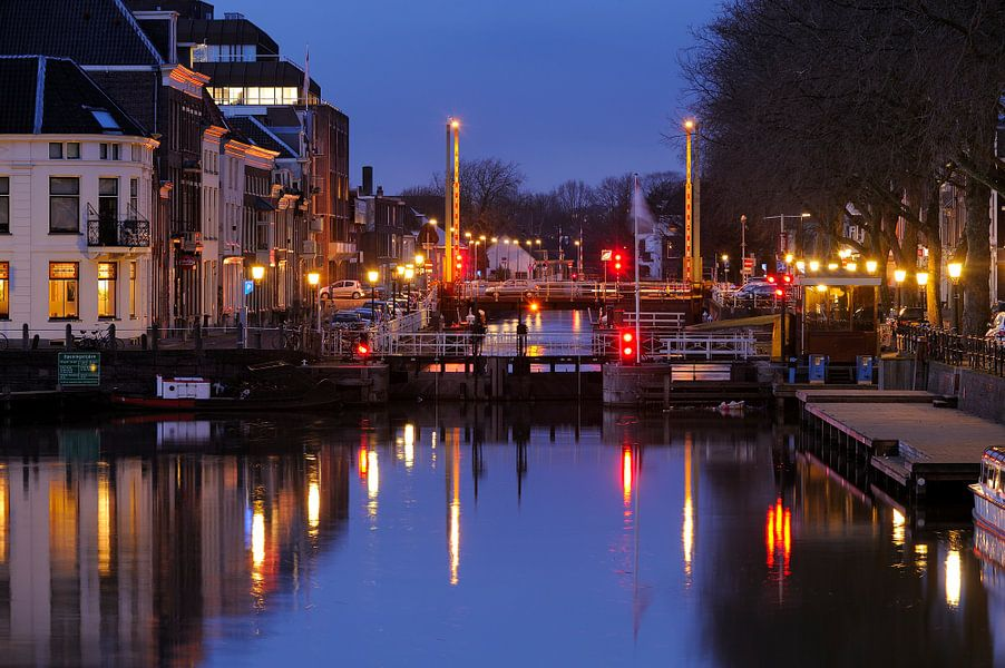 De Bemuurde Weerd met de Weerdsluis in Utrecht (2)