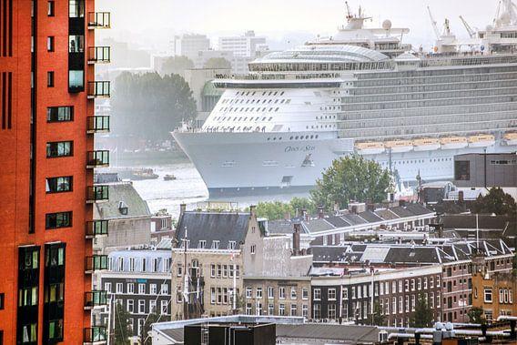 Rotterdam schip oasis of the seas