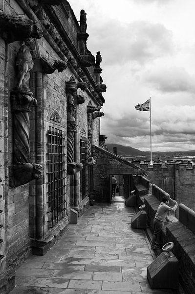 Stirling Castle Battlements von Tony Buijse
