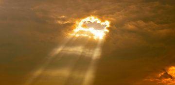 Wolkendoorbraak von Vincent Vagevuur