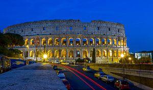 Colosseum - Rome van