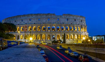 Colosseum - Rome von Jelmer van Koert