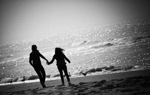 Tiener liefde van