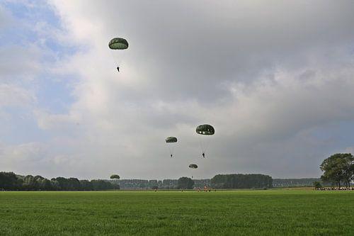 Parachutisten van