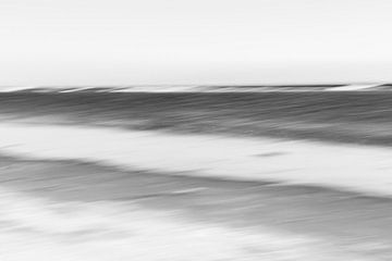 Von den Wellen erfasst. von Hendrien Rennen