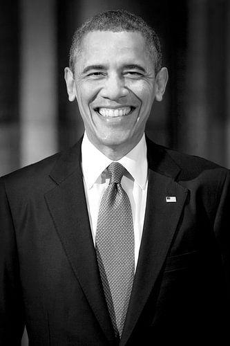 Barack Obama von Patrick van Emst