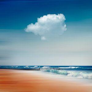 Atlantische golven - abstracte fotografie