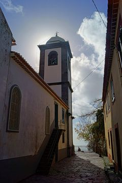 Monte, Funchal, Madeira sur Michel van Kooten