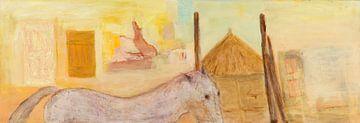 Pferd ohne Namen von Annette Wessels