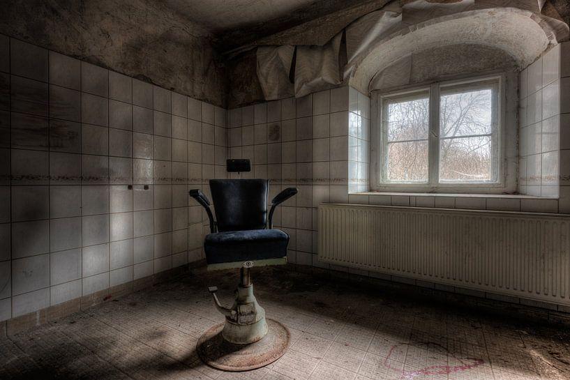 Sitz des Arztes von Perry Wiertz