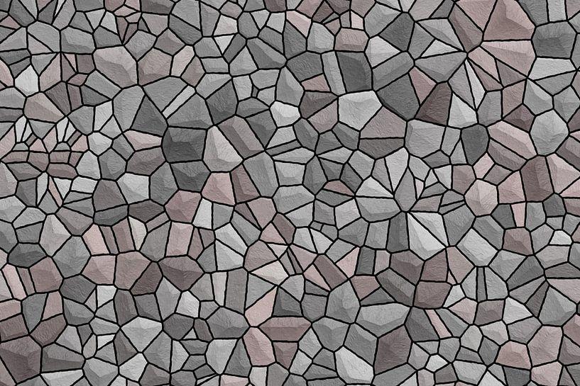 Steinwand von Marion Tenbergen